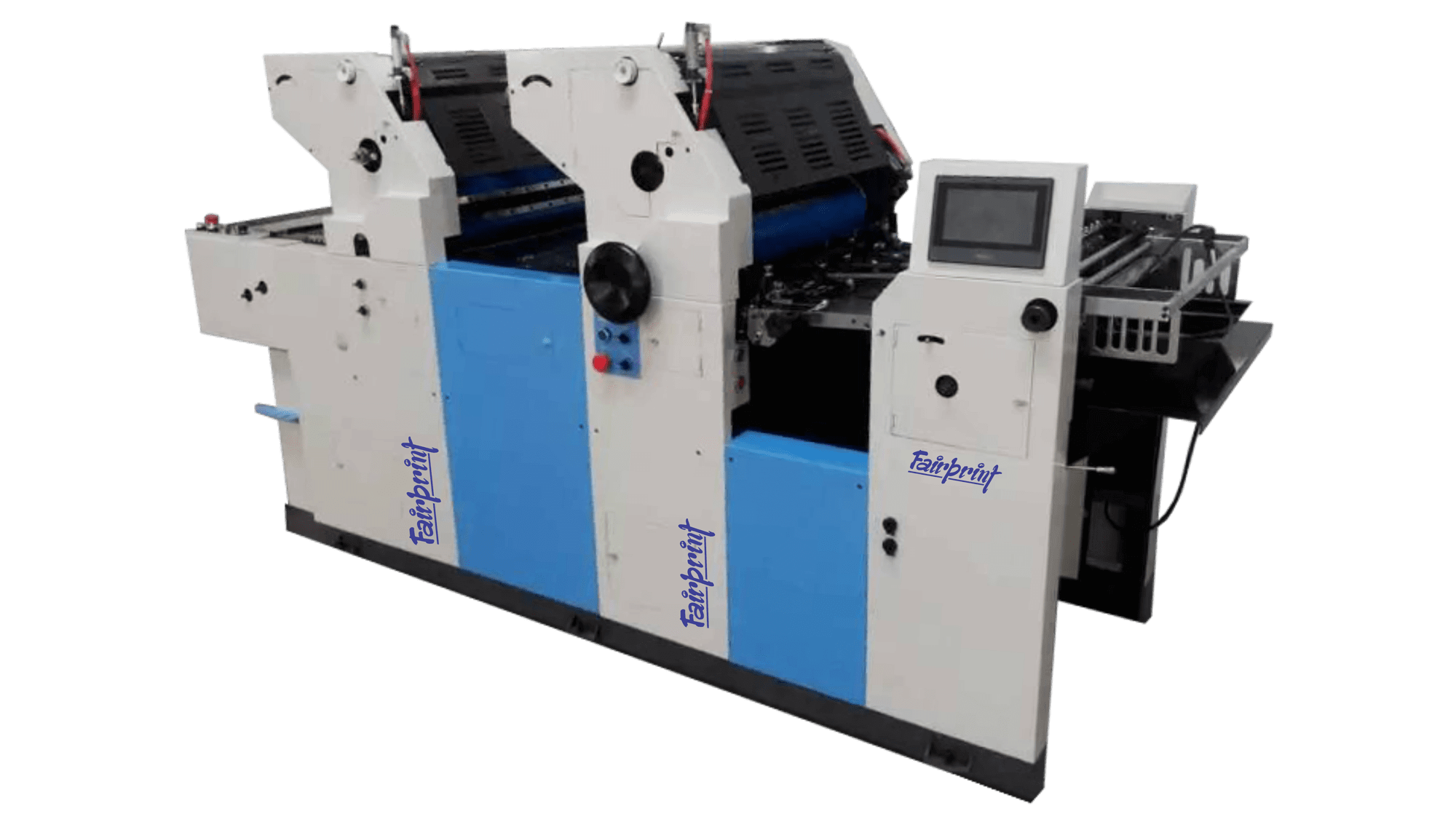 2 Colors Bag Printing Machine