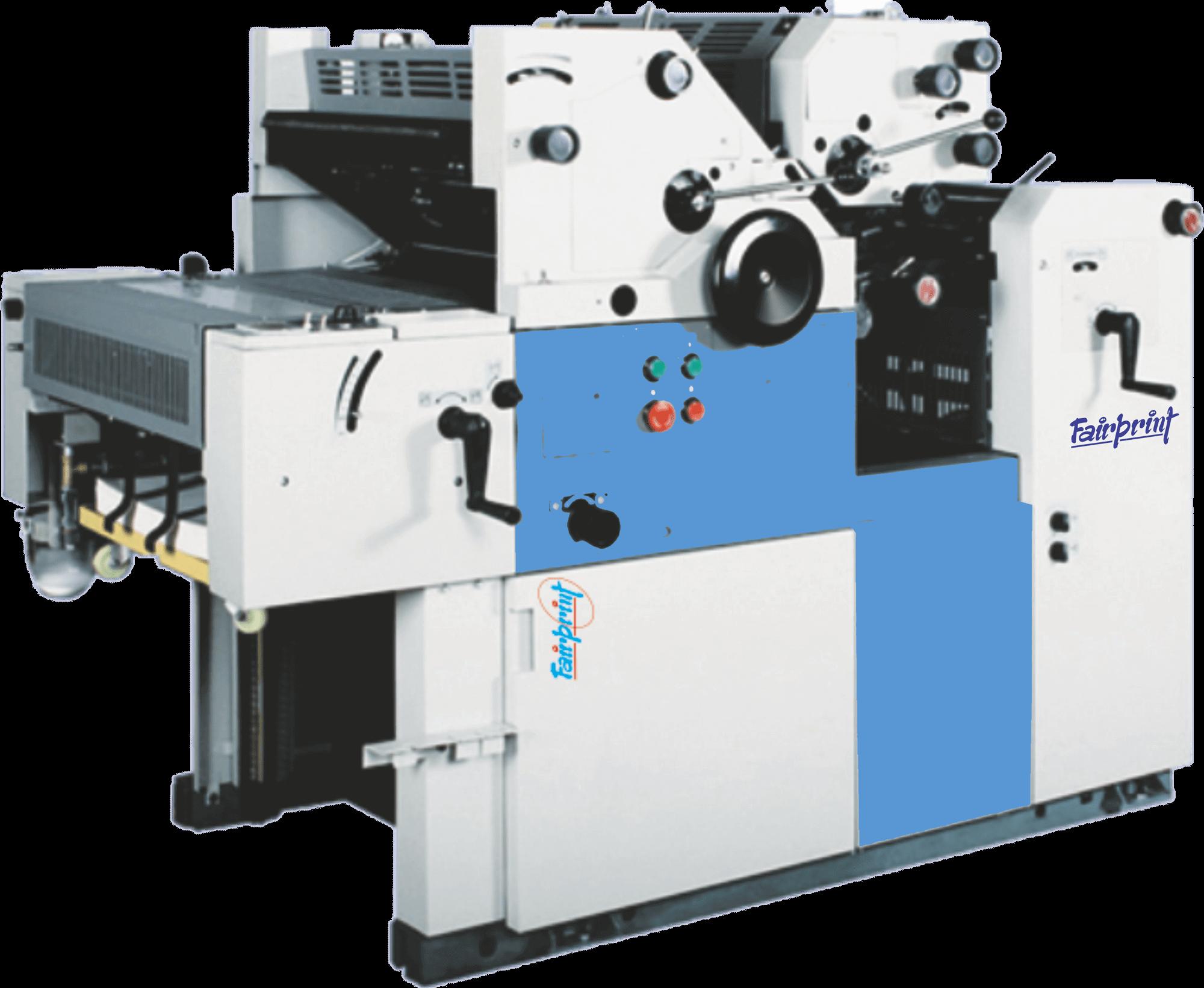 2 Colors Satellite Bag Printing Machine
