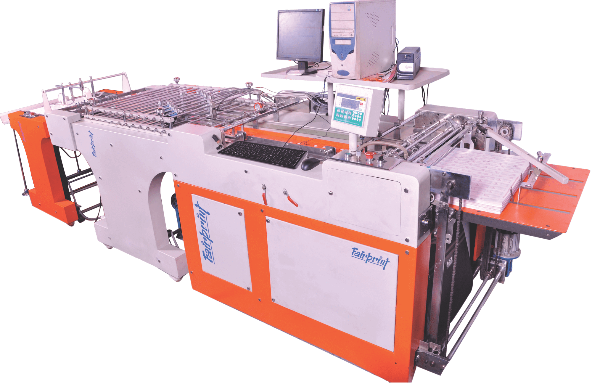 Variable Data Printing Machine